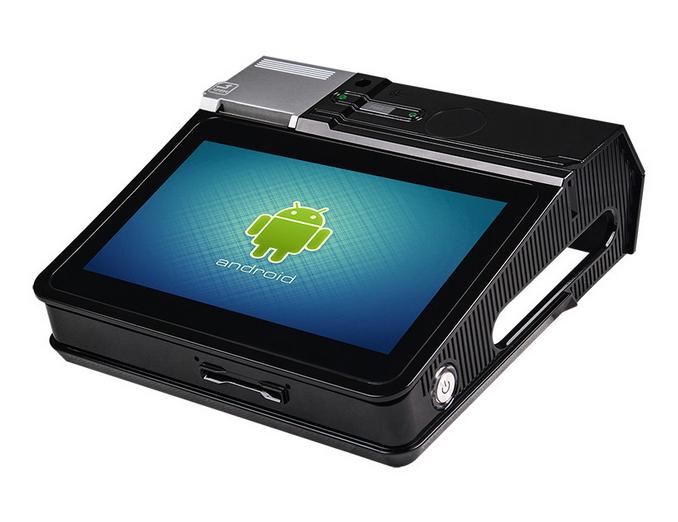 POS systém elio ZQ-1010 Android čierny