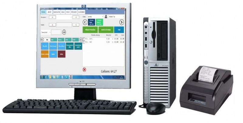 "PC pokladna EET PC+17""LCD+58IIL+ANETCA"
